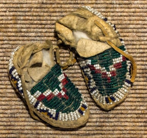 Moccasin Baby
