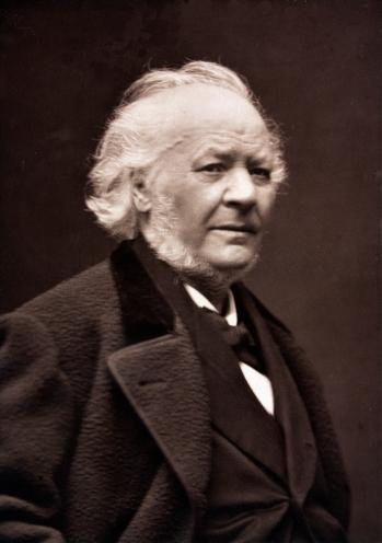 Portrait of Daumier
